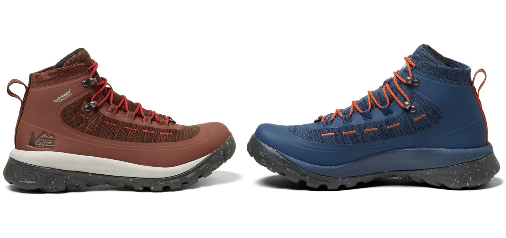 Profil de chaussure de randonnée REI Traverse