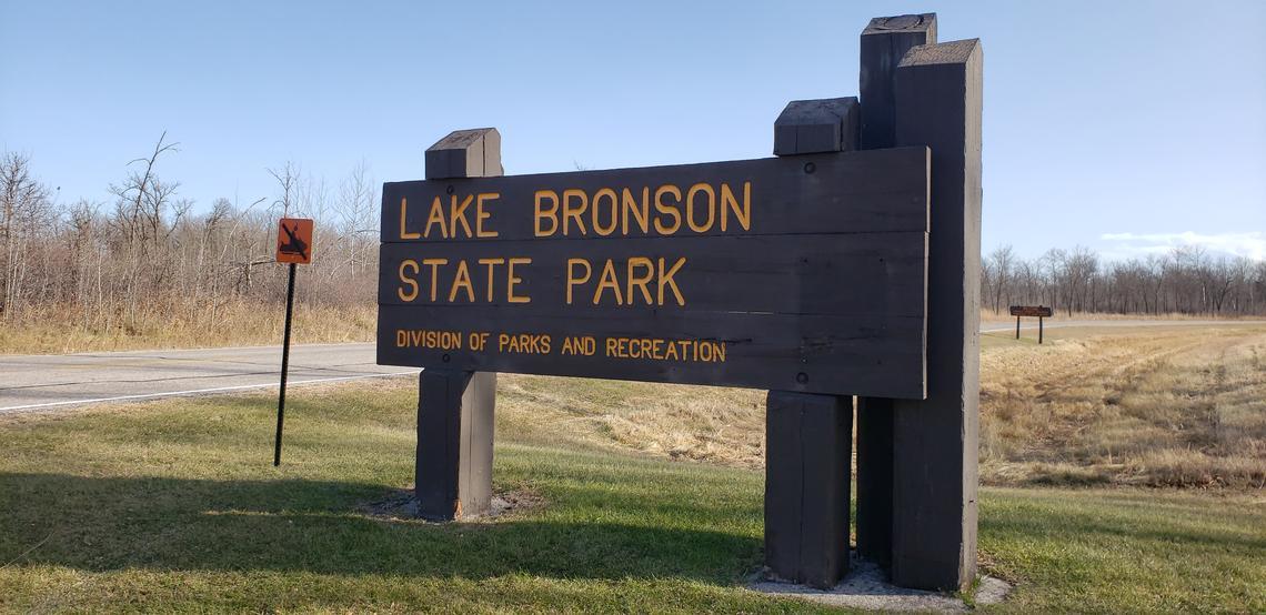 La fréquentation des parcs d'État du nord-ouest du Minnesota, tels que le parc d'État du lac Bronson, a augmenté à un rythme plus lent en 2020, car la fermeture de la frontière canado-américaine en cours a éloigné les visiteurs canadiens traditionnels.  (Photo / Brad Dokken, Grand Forks Herald)