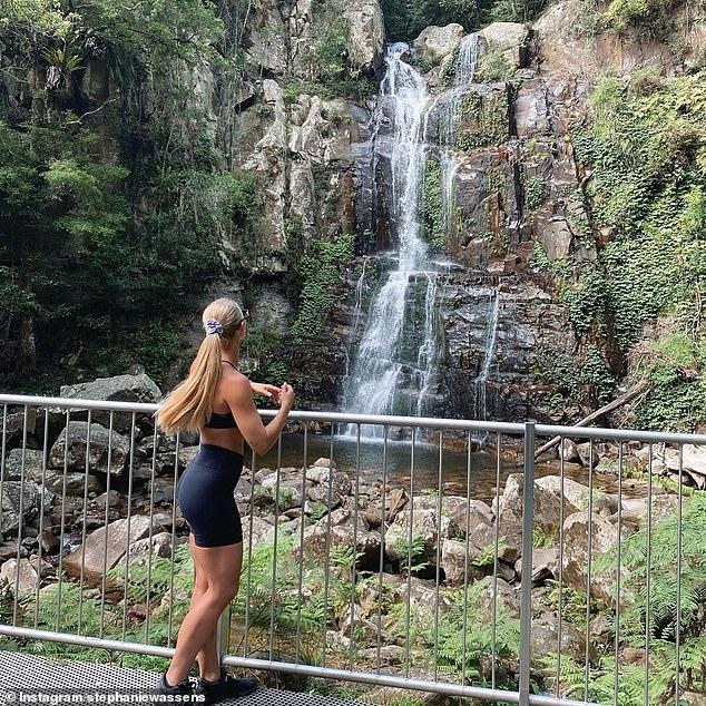 Les chutes de Carrington, dignes d'Instagram, sont considérées comme la plus belle cascade de la côte sud
