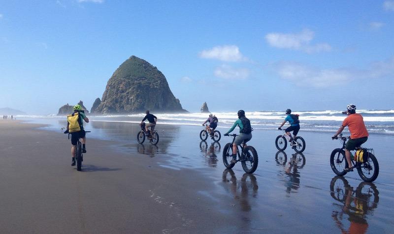 Cannon Beach Fat Tire Fest revient sur la côte nord de l'Oregon en avril