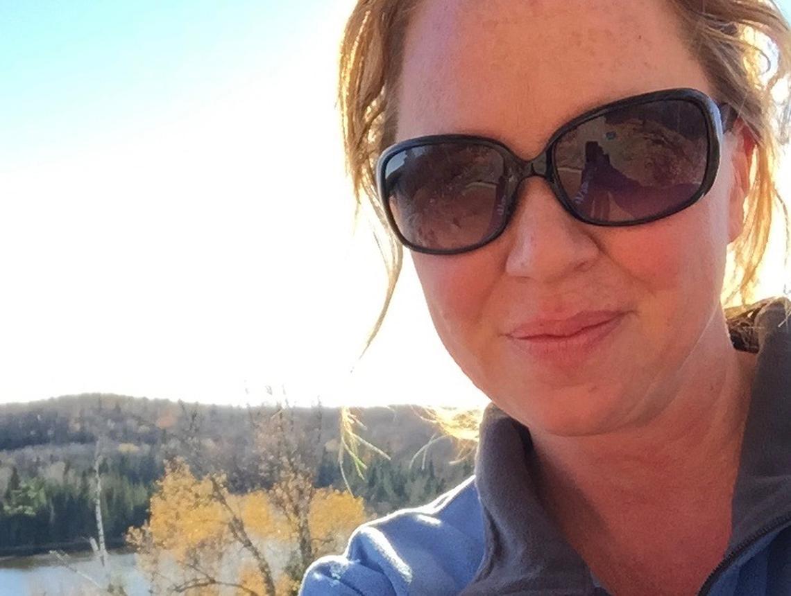 Rachel Hopper, directrice de la section des services aux visiteurs et de la sensibilisation de la division des parcs et des sentiers du ministère des Ressources naturelles du Minnesota.  (Photo gracieuseté de Rachel Hopper)