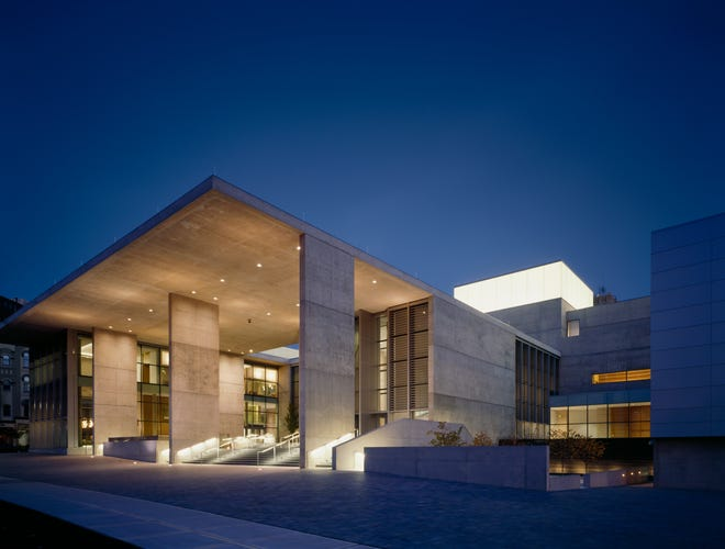 GRAM (Grand Rapids Art Museum), à Grand Rapids, Michigan.