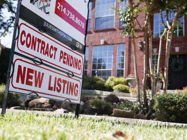 Les ventes de maisons au Texas ont augmenté de plus de 10% dans tout l'État au premier trimestre.