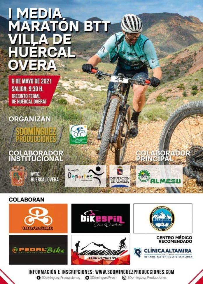 Semi-marathon VTT à Huercal-Overa