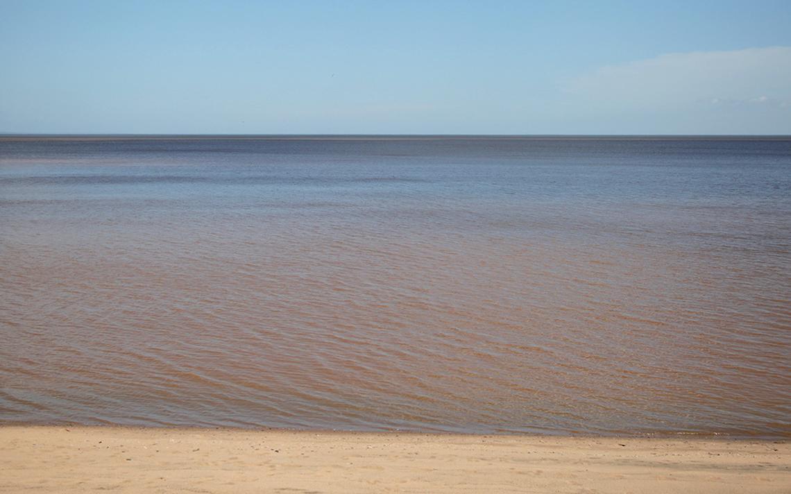 Le lac Supérieur vu du sentier Park Point le 25 mai 2021. Plus vous descendez le sentier Park Point, plus la plage devient calme et isolée.  (Samantha Erkkila/serkkila@duluthnews.com)